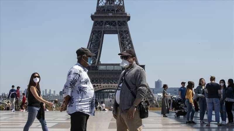 A Partir Del Jueves 17 De Junio El Barbijo No Es Obligatorio En Espacios Al Aire Libre En Francia