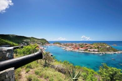 La isla de St. Barts comienza a recibir a turistas que se hayan vacunado contra el COVID-19