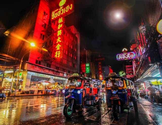 Tailandia Planea Recibir A Turistas Que Se Hayan Vacunado Contra El Covid-19