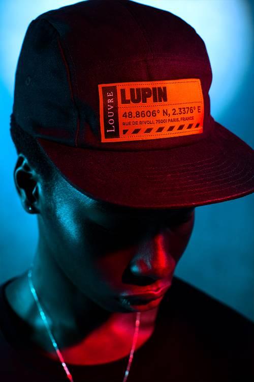 Lupin X Louvre