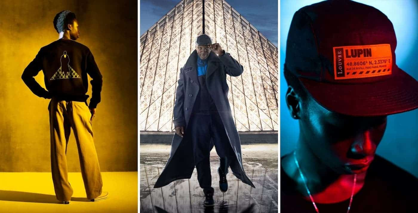 El Museo Louvre de París se une con Netflix y lanza una línea de diseño inspirada en la serie 'Lupin'