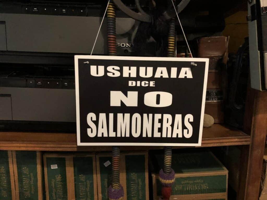 En El Día Internacional Del Sushi, Un Proyecto De Ley Busca Prohibir La Salmonicultura En Tierra Del Fuego