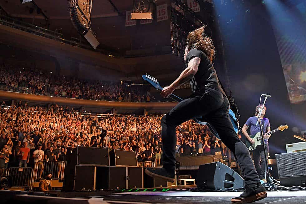 madison square foo fighters1