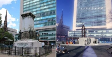 Una estatua de Cristóbal Colón será reemplazada por una de Harriet Tubman en Nueva Jersey, Estados Unidos