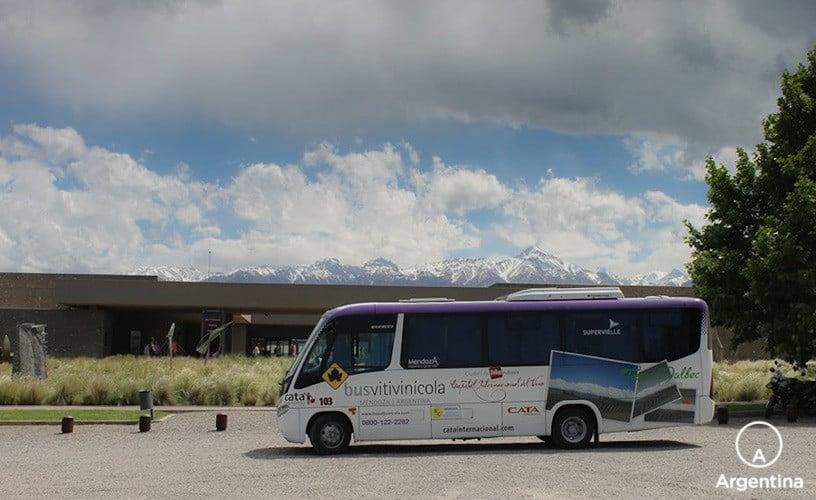 Bus Vitivinícola En Mendoza