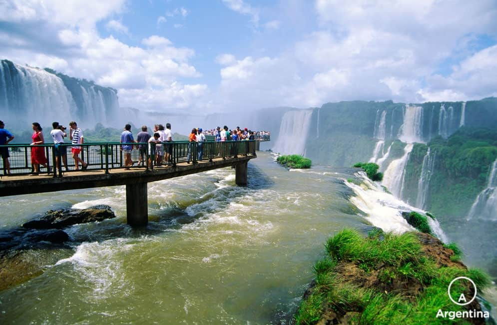 Que Hacer Y Dónde Hospedarse En Iguazú: Pasarelas