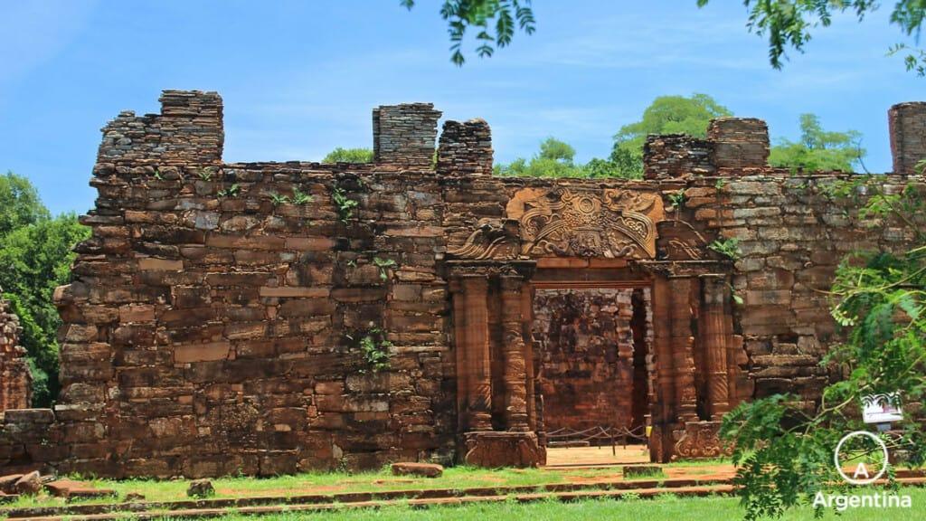 Que Hacer Y Dónde Hospedarse En Iguazú: Ruinas De San Ignacio