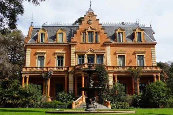 4 Lugares Cercanos A Buenos Aires: Villa Ocampo