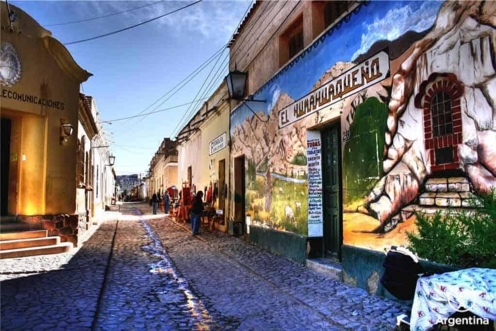 Cómo Llegar A La Quebrada De Humahuaca: Humahuaca