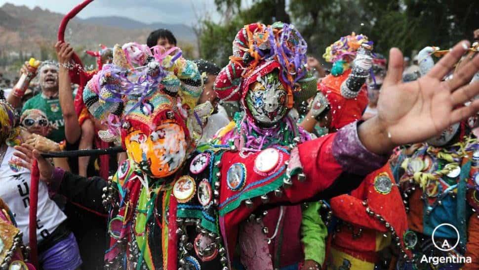 Cómo Llegar A La Quebrada De Humahuaca: Carnaval