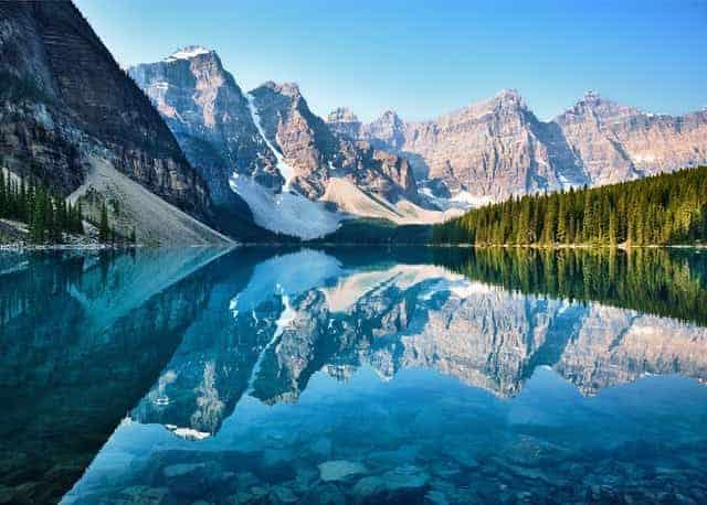 Lago De Canadá