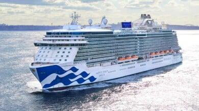 La línea de cruceros Princess Cruises anunció los viajes que partirán desde Estados Unidos y las medidas que se deben respetar