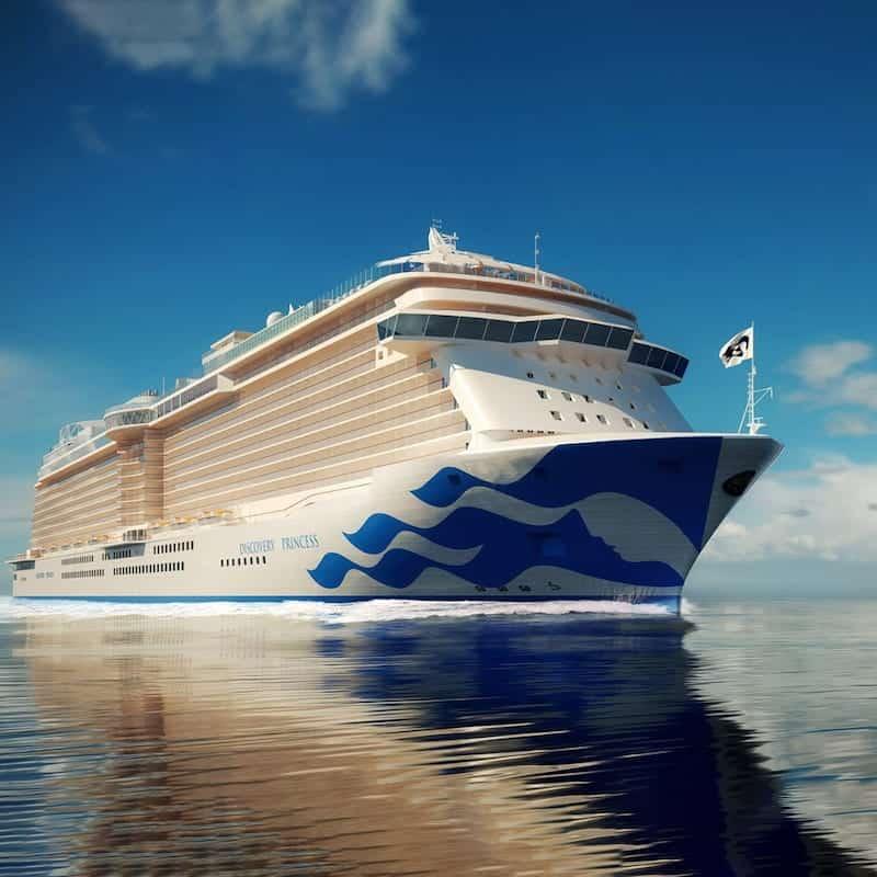 Crucero De Princess Cruises