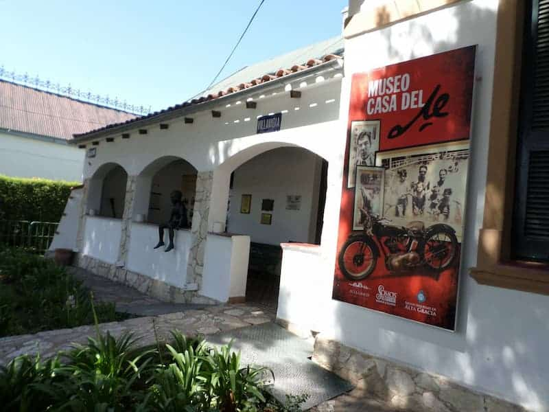 Museo Del Che, Alta Gracia - Lugares Para Visitar En Córdoba