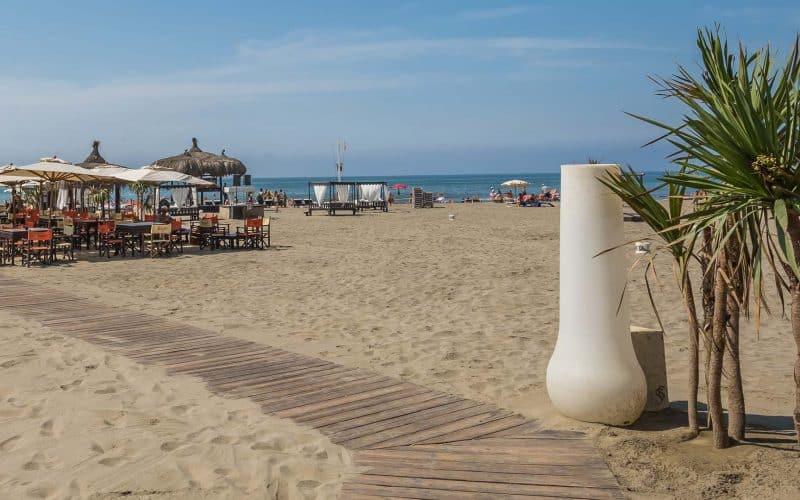 Playas Cerca De Roma: Fregene