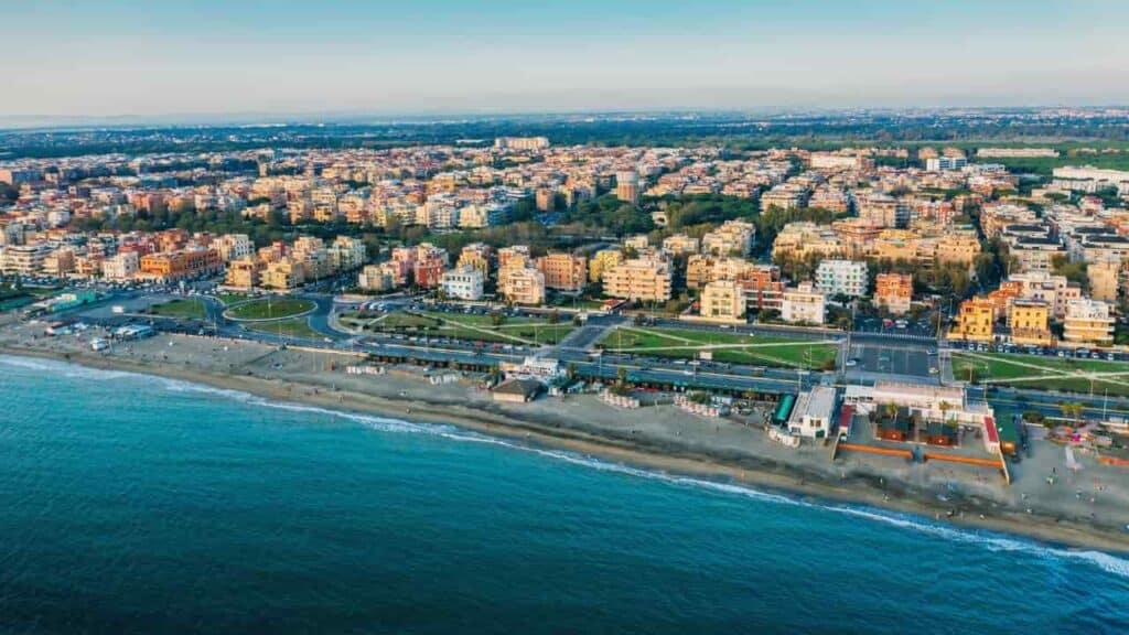 Playas Cerca De Roma: Lido Di Ostia
