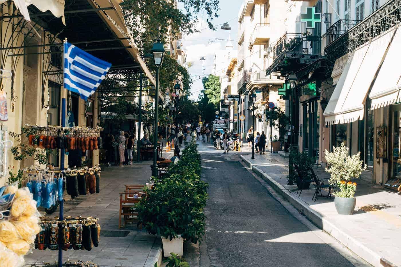 Grecia elimina la obligatoriedad del uso de mascarilla en los espacios al aire libre