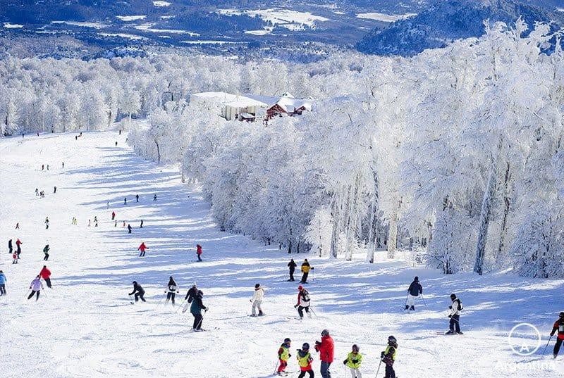 Ski En Chapelco
