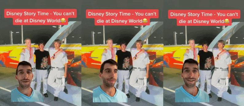 teoría conspirativa que asegura que nunca nadie ha muerto en Disney World