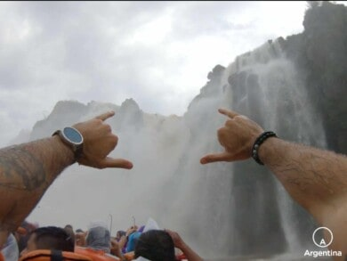 Excursión cataratas del iguazú