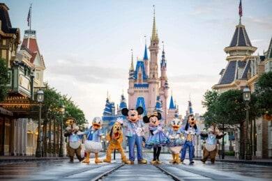 Disney World regalará viajes al parque temático como parte de la celebración de su aniversario número 50