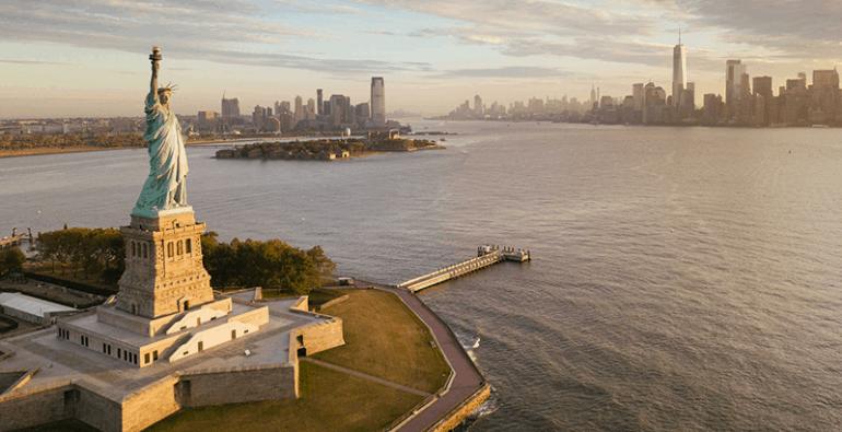 Qué Hay Adentro De La Estatua De La Libertad En Nueva York: Esta Animación Descubre Cada Rincón Del Monumento