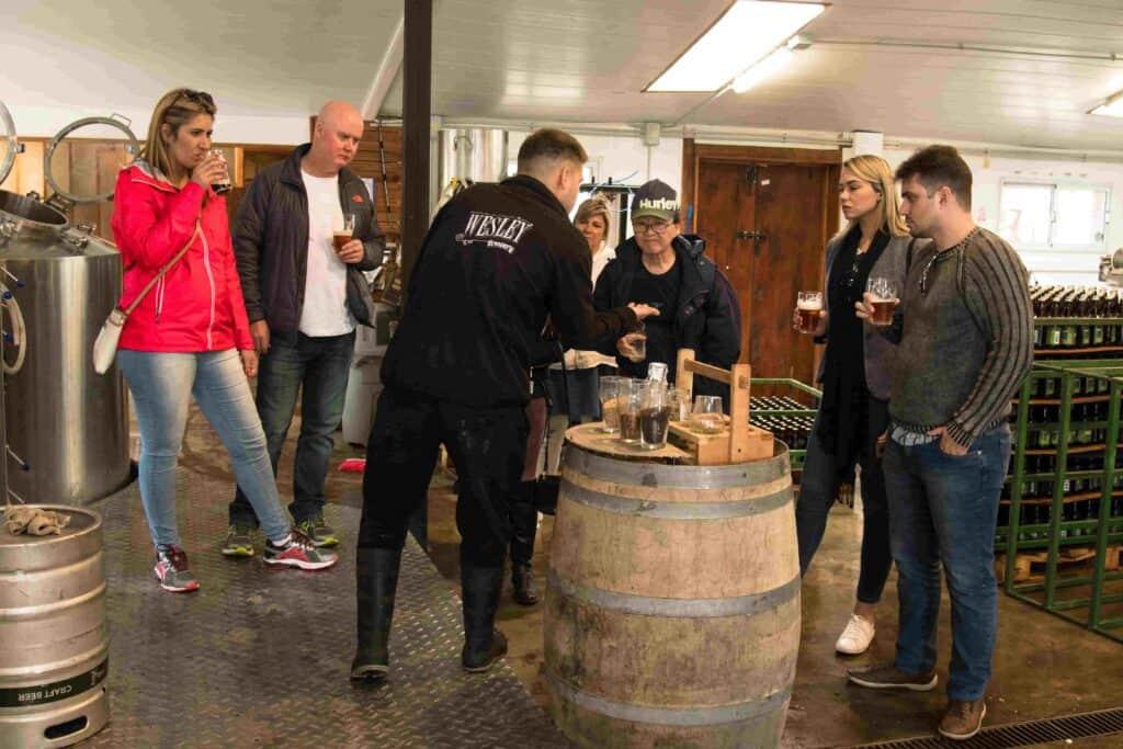 Ruta De La Cerveza En Bariloche