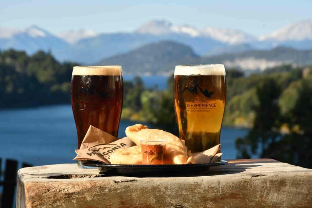 Ruta De La Cerveza En Bariloche El Recorrido Incluye Traslados, Visitas Guiadas, Degustaciones Y Un Recuerdo Especial.