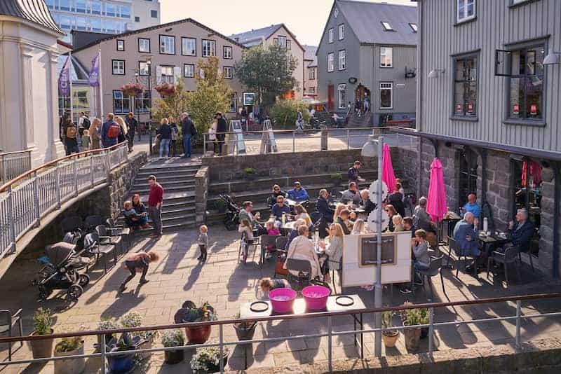 Islandia Levanta Las Restricciones Por Covid-19