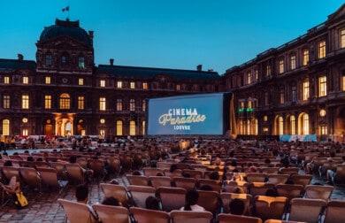 cine-aire-libre-museo-louvre-parís