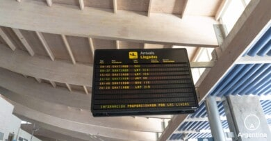 informacion de vuelos