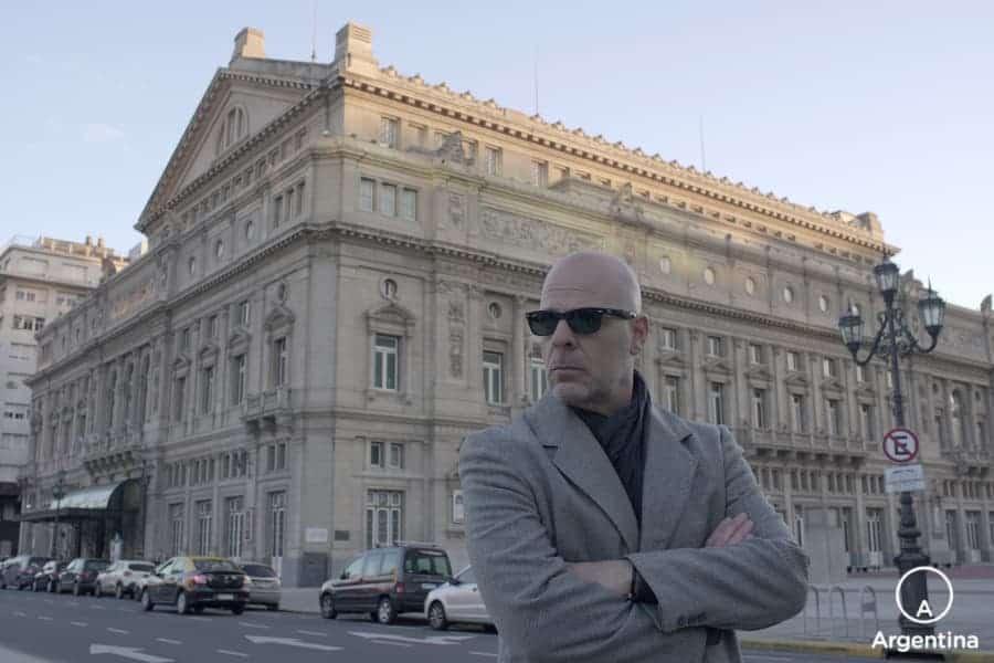 Doble De Bruce Willis