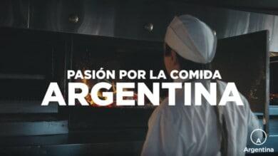 pasion por la comida argentina