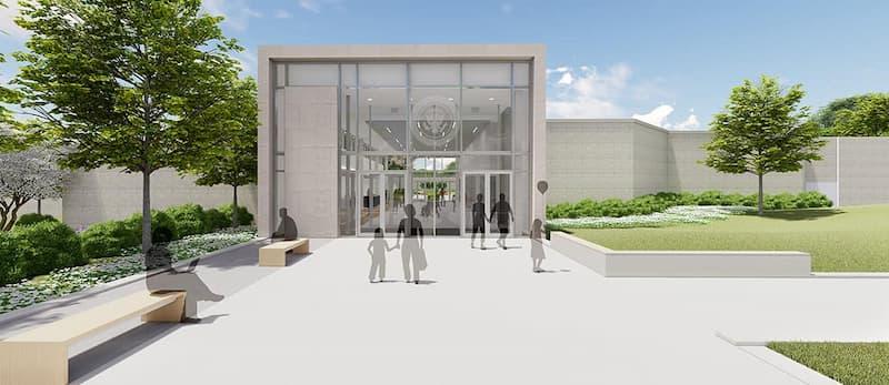 Biblioteca Y Museo Presidencial De Harry S. Truman Renovada