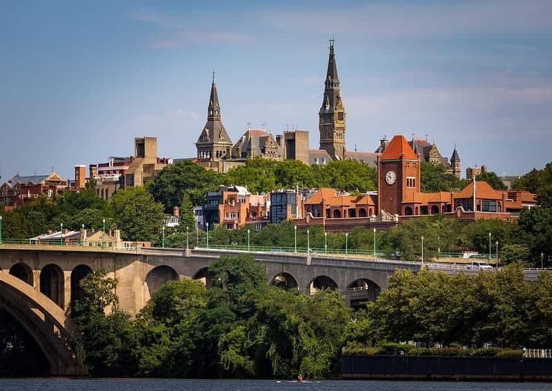 10 Lugares Que Visitar En Washington: Pasear Por Georgetown