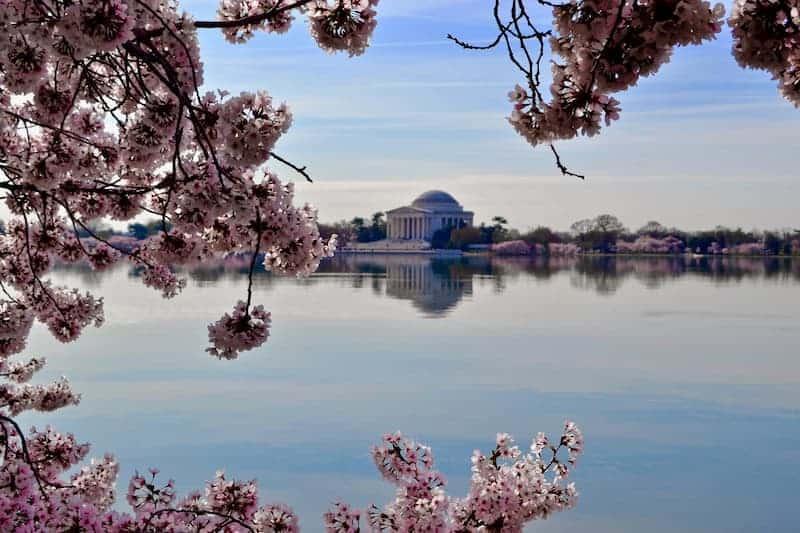 10 Lugares Que Visitar En Washington: El Memorial A Thomas Jefferson