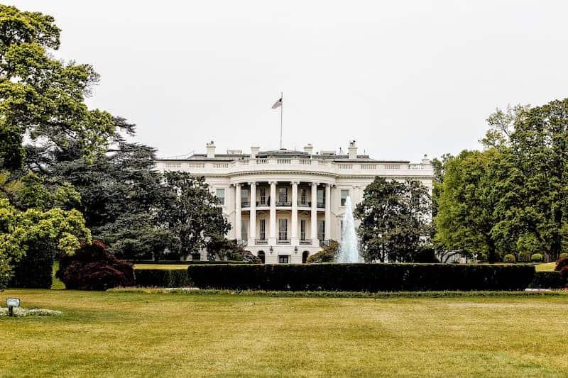 10 Lugares Que Visitar En Washington: La Casa Blanca