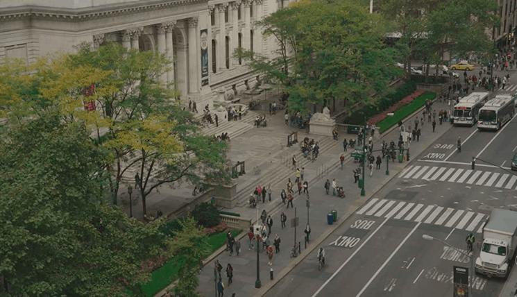 Historia De La Biblioteca Pública De Nueva York