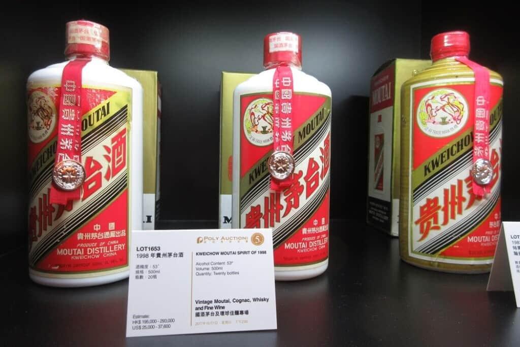 Kweichow Moutai Baijiu