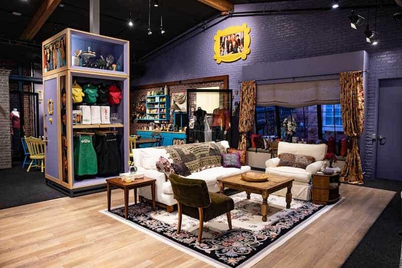 Departamento De Friends - Warner Bros. Studio Tour