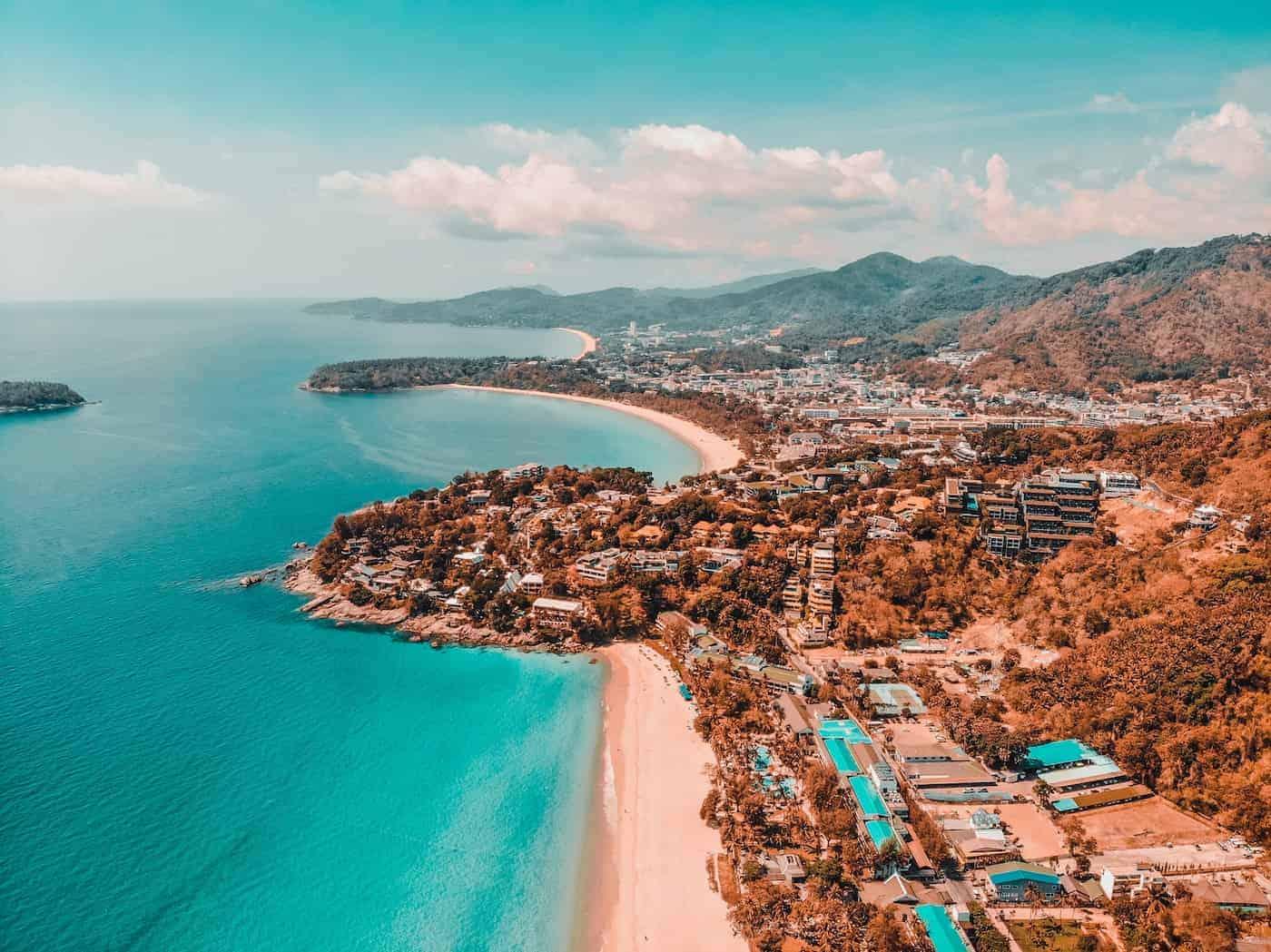 Tailandia: Phuket lanzó un programa de viaje de 14 días para el cual no es necesario hacer cuarentena