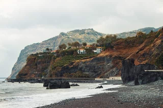 Playa De Madeira, Portugal