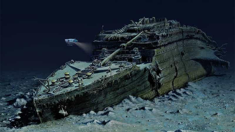 Restos De Titanic