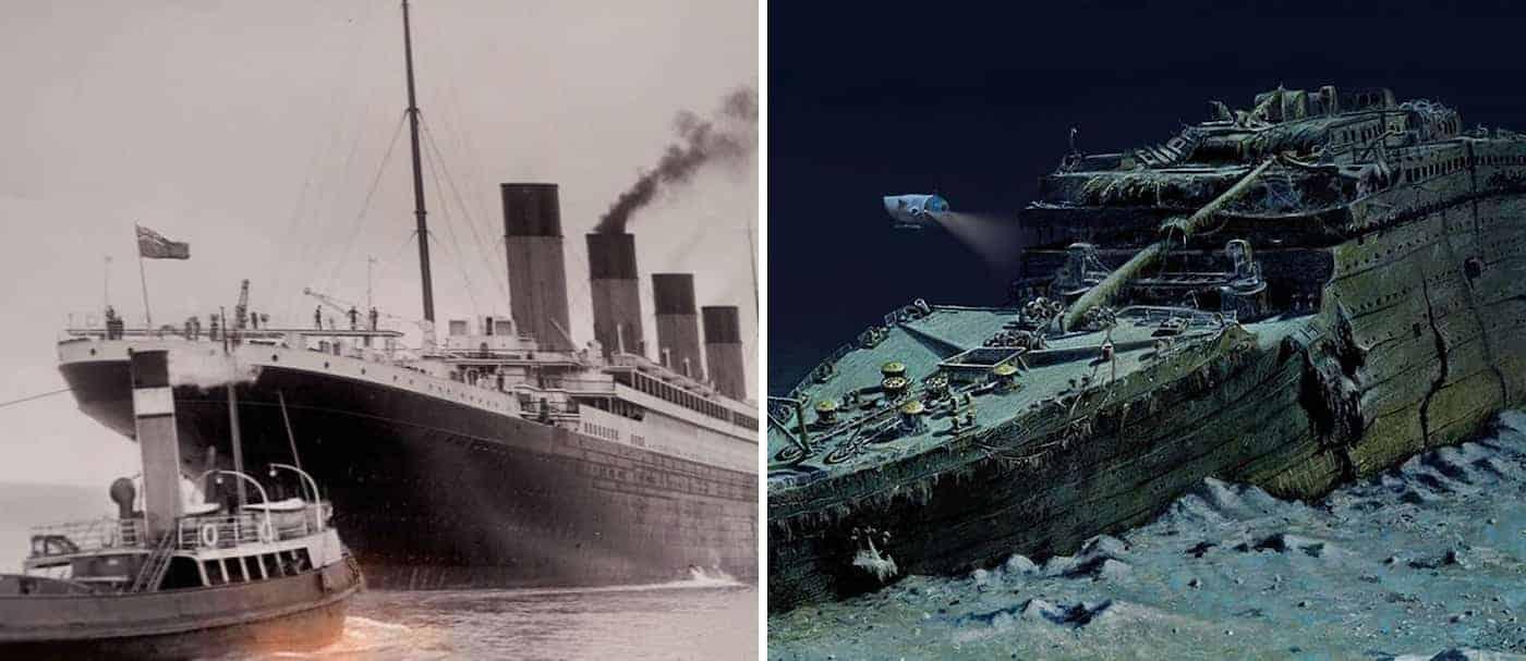 Ya comenzaron las expediciones para visitar el Titanic antes que desaparezca por completo