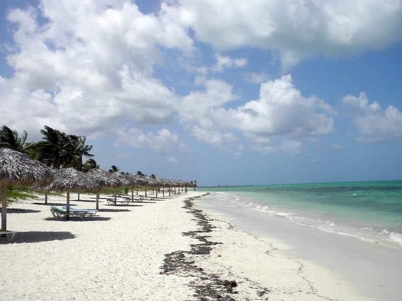 Las 6 Mejores Playas De Cuba: Playa Santa Lucía