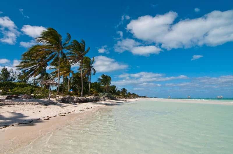 Las 6 Mejores Playas De Cuba: Playa Pilar