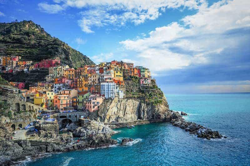 Lugares De Italia Que Inspiraron Luca - Cinque Terre