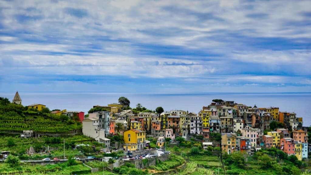 Lugares De Italia Que Inspiraron A La Película Luca