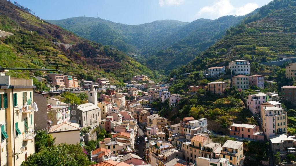 Imagen Lugares De Italia Que Inspiraron Luca Cinque Terre Italia