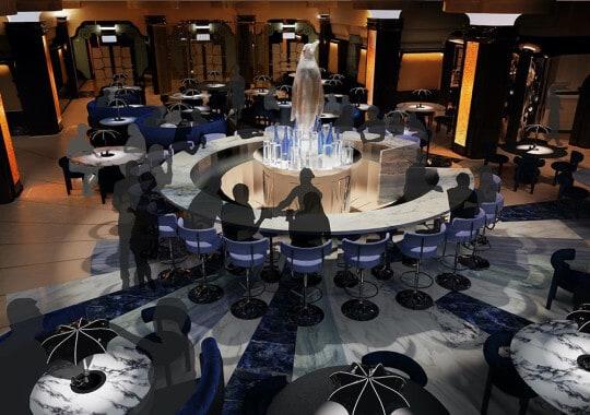 Restaurante Del Universo Dc